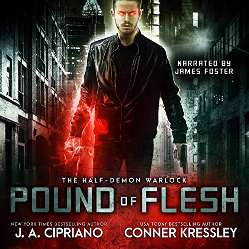Pound of Flesh audiobook cover art