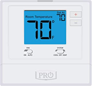 Pro1 Iaq T701 Digital Non-Programmable Thermostat (1H/1C)