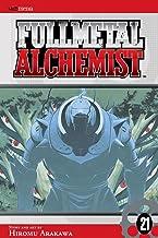 FULLMETAL ALCHEMIST GN VOL 21 (C: 1-0-1) (PP #886) by Hiromu Arakawa (1-Dec-2009) Paperback