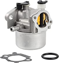 Savior 794304 Carburetor with Gasket for Briggs & Stratton 799866 Carburetor 799871 790845 796707 Troy Bilt TB230 Lawnmower 6.75 hp Craftsman Toro 22 Recycler