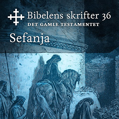 Sefanja audiobook cover art