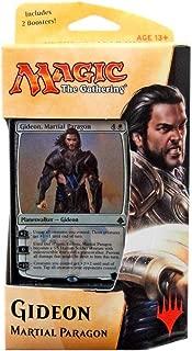 Magic The Gathering: Amonkhet Planeswalker Deck - Gideon Martial Paragon SEALED