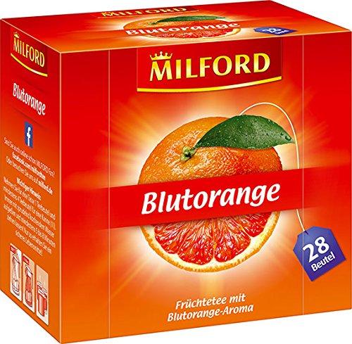 Milford Blutorange 28 x 2.25 g, 6er Pack (6 x 63 g)