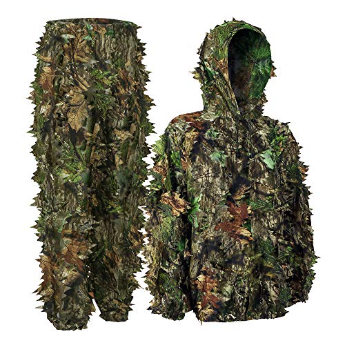 3D Leafy Suit Mossy Oak Obsession - NWTF (2X-Large 3X-Large)