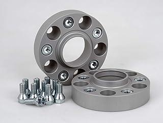 Spurverbreiterung Aluminium 2 Stück (30 mm pro Scheibe / 60 mm pro Achse) inkl. TÜV Teilegutachten