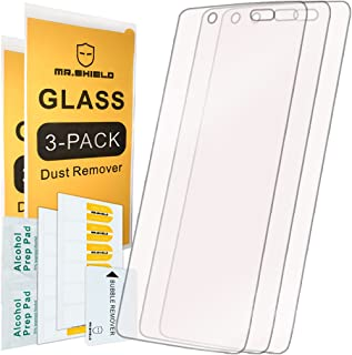 Mr.Shield [3-Pack] for Alcatel OneTouch Idol 4 (5.2 Inch) [Tempered Glass] Screen Protector with Lifetime Replacement