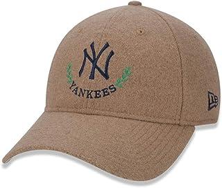 BONE 920 NEW YORK YANKEES MLB ABA CURVA STRAPBACK KAKI NEW ERA