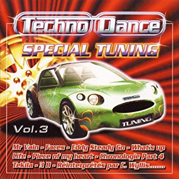 Techno Dance, Vol. 3 (Special Tuning)