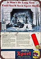 西洋弾薬錫サイン壁の装飾金属ポスターレトロプラーク警告サインオフィスカフェクラブバーの工芸品