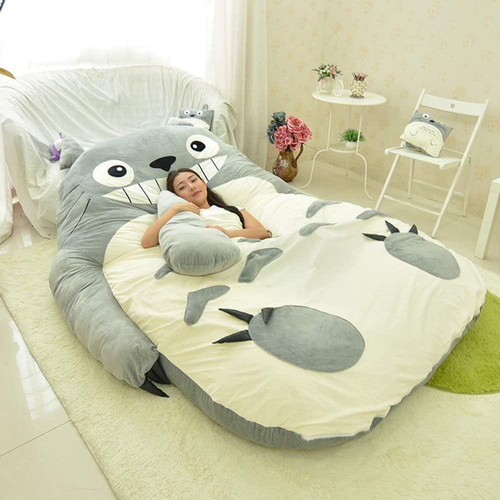 Qianyuyu Cartoon 2020 My Neighbor Totoro Sleeping Bed Sofa 卓出 B Bag Twin