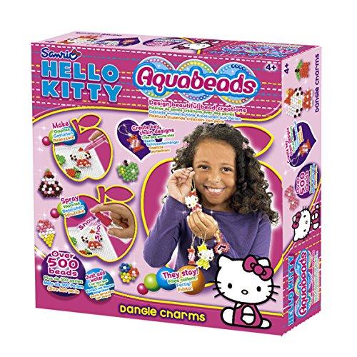 Aquabeads 79468 Hello Kitty Anhängerset Bastelset für Kinder