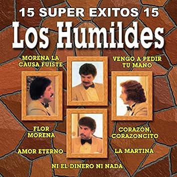 15 Super Exitos, Vol. 2