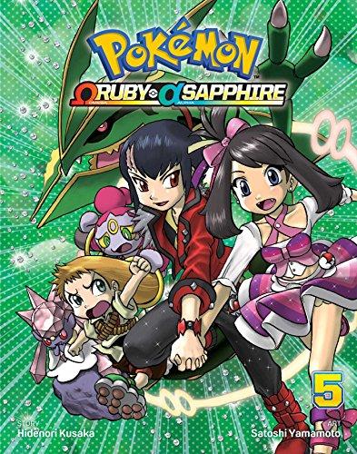 Pokémon Omega Ruby Alpha Sapphire, Vol. 5 (5) (Pokemon)