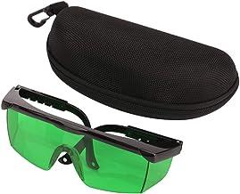 veiligheidsbril, laserveiligheidsbril, laserveiligheidsbril, laserveiligheidsbril. groen