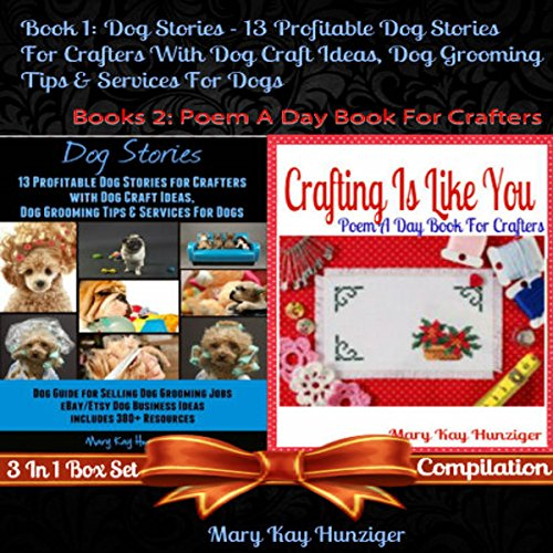 Dog Stories audiobook cover art