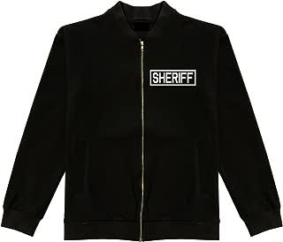 Sheriff County Police Classic Bomber Jacket
