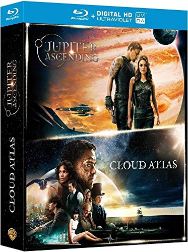 Coffret wachowski : jupiter ascending ; cloud atlas [Blu-ray] [FR Import]