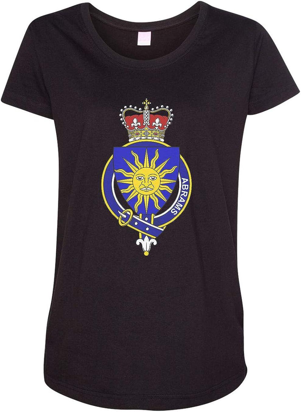 HARD EDGE DESIGN Women's English Garter Family Abrams T-Shirt
