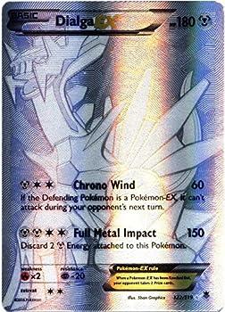 Pokemon - Dialga-EX  122/119  - XY Phantom Forces - Holo