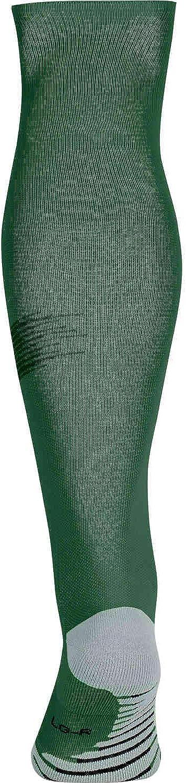 NIKE Unisex Adult SX6836-341 Sports Socks, Gorge Green/White, S Tall