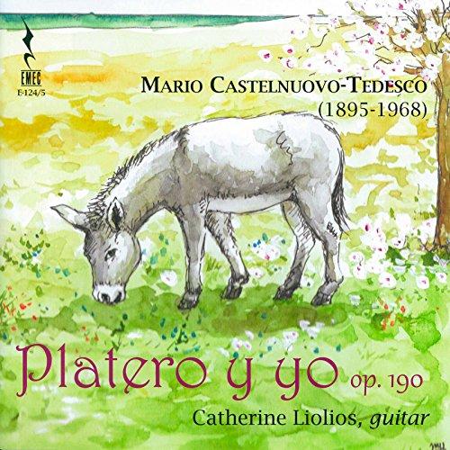 Platero y yo, Op. 190 (Version for Solo Guitar): No. 14, Nostalgia
