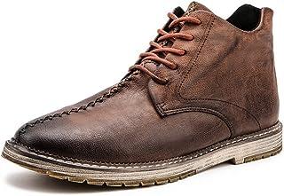 26b400da0bf7 Chaussures De Travail Pour Hommes Martin Bottes En Cuir Pointues Bottes De  Grande Taille Bottes Chelsea