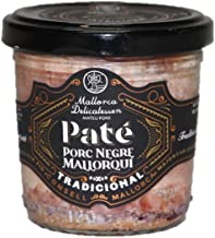 Mallorca Delicatessen Traditional Black Pork Pate – 100 g Estimated Price : £ 14,00
