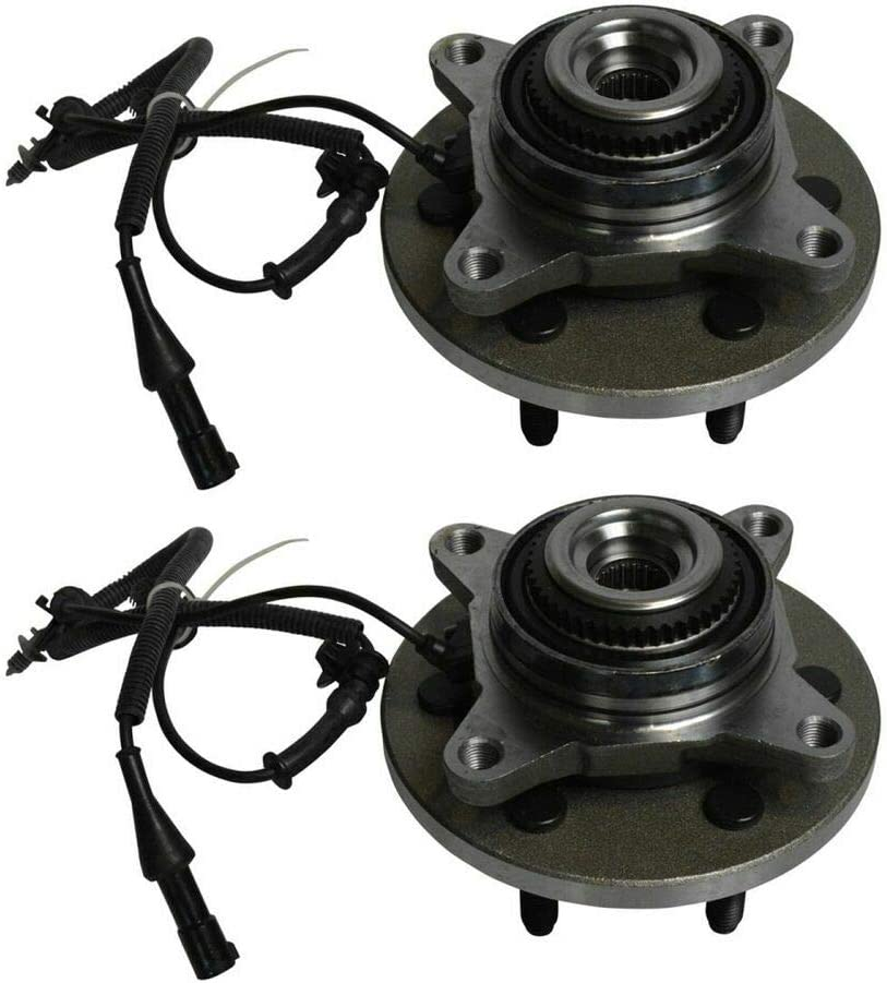 Autocity Set of 2 Front Wheel mart 51511 Outlet SALE and Hub Bearing Assembly For