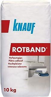 KNAUF MP 75 L 25 Kg Gipsputz Maschinenputz Gl/ätten Innen Innenputz Putz Maschine