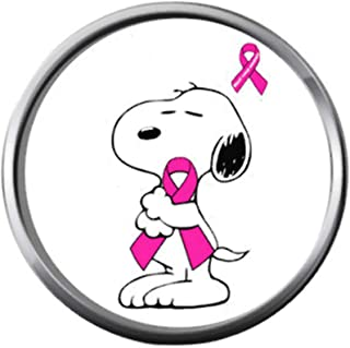 snoopy breast cancer