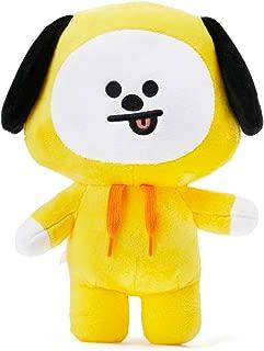 BT21 Official Merchandise by Line Friends - CHIMMY Character Plush Standing Figure Décor