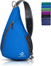 Waterfly Packable Shoulder Backpack Sling Chest Crossbody Bag Cover Pack Rucksack for Hiking