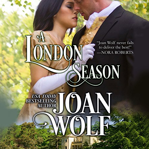 A London Season audiobook cover art