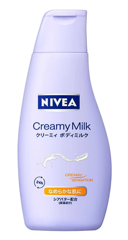 ダンプ法律により安定ニベア クリーミィボディミルク 200g