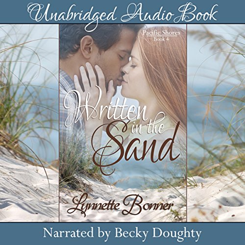 Written in the Sand audiobook cover art