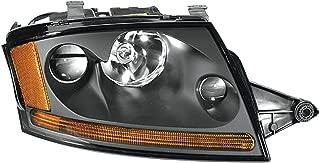 HELLA 010050041 Audi TT/TT Quattro Passenger Side Headlight Assembly