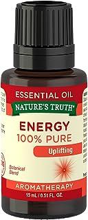 Nature's Truth Energy Essential Oil, 0.51 Fluid Ounce