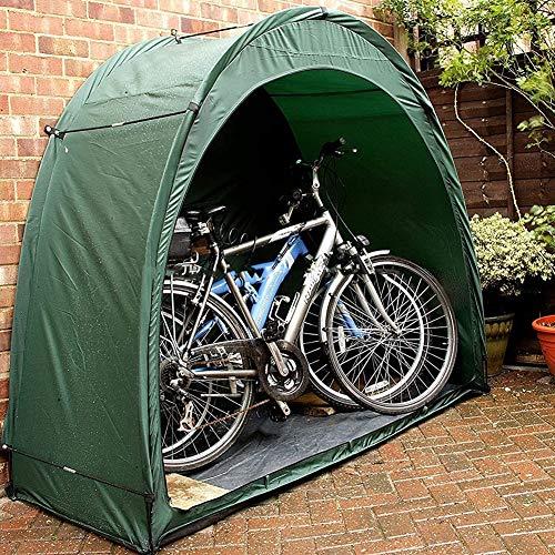 Fahrrad-Zelt, Durable Wetter Fahrrad-Abdeckung Fahrrad Aufbewahrung Schutzhülle Tent Shed für Garten Außen Haus Shelter, Mountainbike
