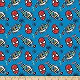 Marvel 0763943 Kawaii II Spider-Man Logo and Head Toss