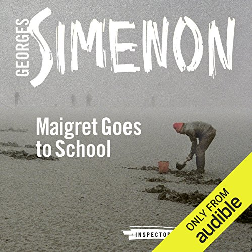 Maigret Goes to School cover art