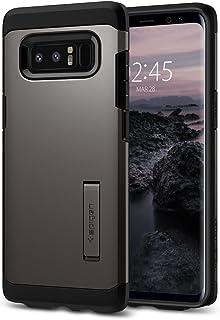Spigen Tough Armor Designed For Samsung Galaxy Note 8 Case (2017) - Gunmetal