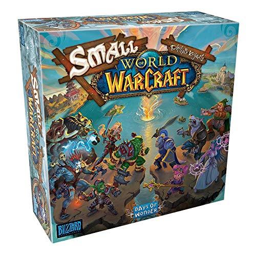 Asmodee Small World of Warcraft, Grundspiel,...
