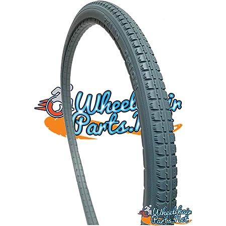"Pair 24/"" Inch Inner Tube 24 x 1-3//8/"" Bicycle Bike Rubber Tire Schrader Valve"