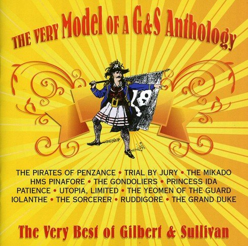 Very Model of a G&S Anthology [Import]