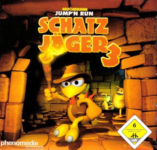Moorhuhn Jump'n Run: Schatzjäger 3 (Phenomedia)
