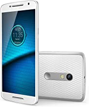 Motorola Droid Maxx 2 XT1565 16 GB Verizon Phone w/ 21 MP Rear Camera - White