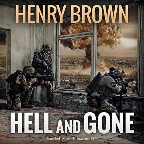 Hell and Gone  By  cover art