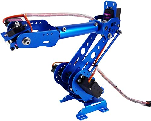 Homyl Gripper Mécanique Robotique de Bras de Manipulateur de 4 Axes pour Arduino -  6