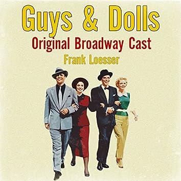 Guys & Dolls Original Broadway Cast