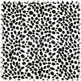 polstereibedarf-online Webpelz/Tierfellimitat Dalmatiner